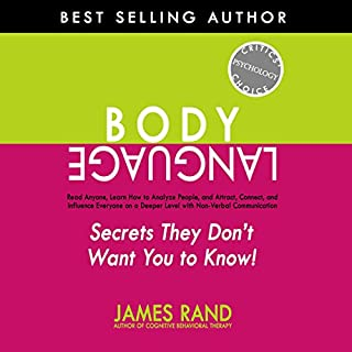 Body Language: Secrets They Don't Want You to Know!  audiobook cover art