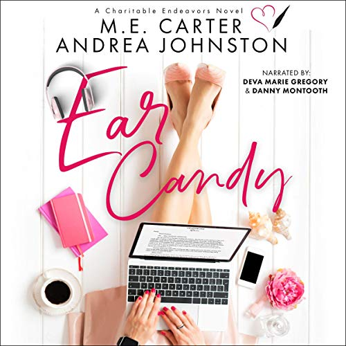 Ear Candy audiobook cover art
