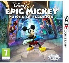 لعبة ايبك ميكي 2 باور اوف ايلوجن من ديزني ريجين 2 - نينتندو 3DS