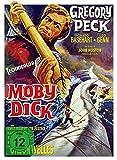 Moby Dick - 3-Disc Limited Collector's Edition im Mediabook (+ Bonus-Blu-ray) (+ DVD) (Deutsche Version)