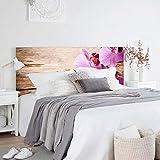 setecientosgramos Cabecero Cama PVC | Orchid | Varias Medidas | Fácil colocación | Decoración Dormitorio (115x60)