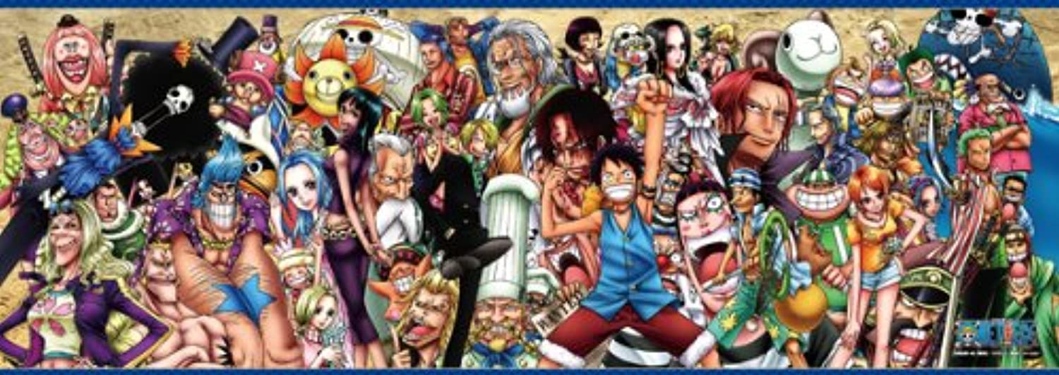 ONE PIECE CHRONICLES 2 352pieces Jigsaw Puzzle