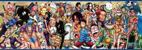 ONE PIECE CHRONICLES ? -352pieces Jigsaw Puzzle (japan import)