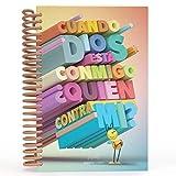 Agenda Pechi 2021: Dios Conmigo (Planner in Spanish)...