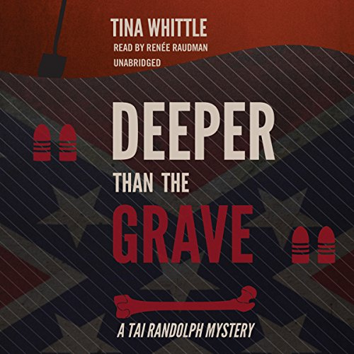 Deeper than the Grave audiobook cover art