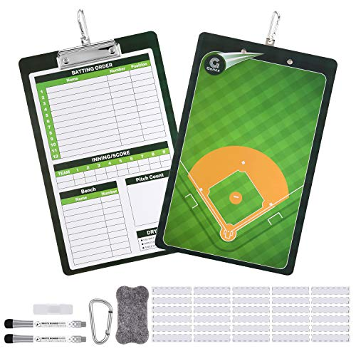 Magnetic Coach Clipboard