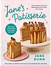 Jane's Patisserie: Deliciously customisable cakes, bakes and treats