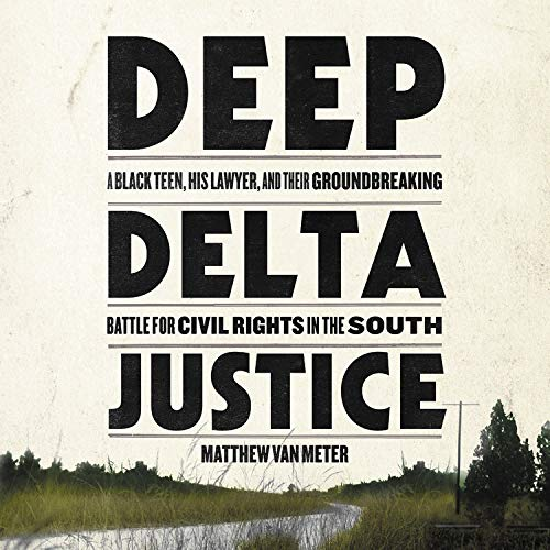 Deep Delta Justice  By  cover art