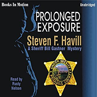 Prolonged Exposure audiobook cover art