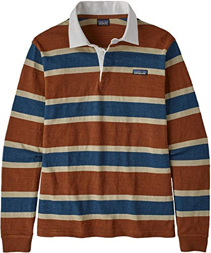PATAGONIA M's L/S LW Rugby Shirt 53860 RUSI