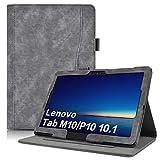 KATUMO Flip Case for Lenovo Tab M10/P10 Cover 10.1 inch for