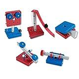 Learning Resources Machines Set de máquinas Simples, Multicolor (LER2442)
