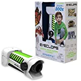 EyeClops Digital Microscope & Camera with built in color screen -800X Zoom- Wireless - Use indoors & outdoors- Take pictures & video - Download to Windows PC & Mac – STEM