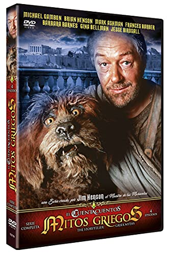 El Cuentacuentos: Mitos Griegos DVD 1990 The Storyteller: Greek Myths (TV Series)