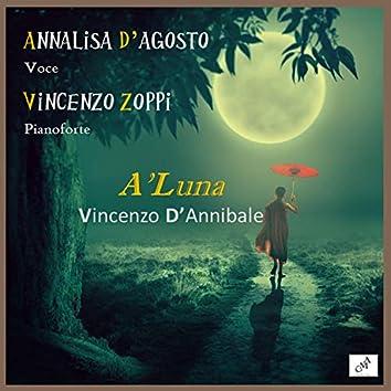 Vincenzo D'Annibale: A'luna