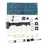 JCCOZ -URG 2.1 Canal Subwoofer Preamplificador Junta DIY Kit de Filtro Bajo Pre-AMP Amplificador Board NE5532 Filtro de Paso Bajo Preamplificador URG