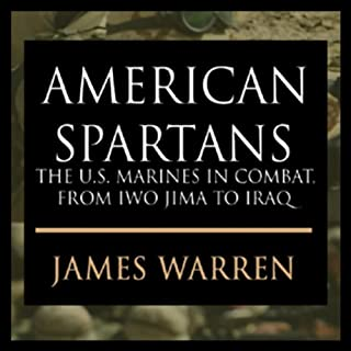 American Spartans cover art