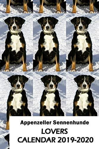 Appenzeller Sennenhunde Lovers Calendar 2019-2020 1