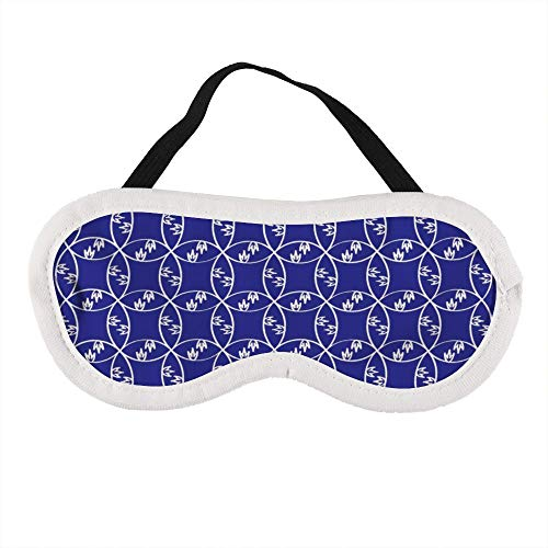 Bellissimi diversi tipi di classici Batik Motivi Dormire Maschere Occhio Dormire Maschere Bindfold in Cotone Cuscino Occhio Morbido per Donne Uomini Viaggio Pisolini Personalizzati