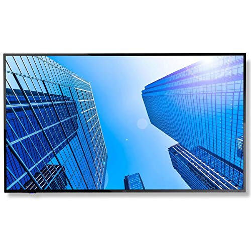 "43"" 4K UHD Display with Integrated ATSC/NTSC Tuner"