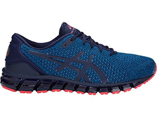 ASICS Men's Gel-Quantum 360 Knit Running Shoes, 9M, Race Blue/Peacoat 1