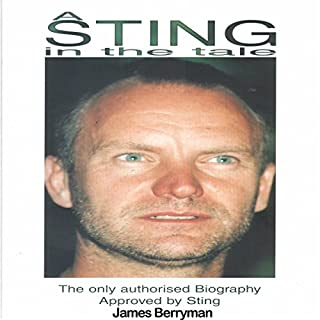 A Sting in the Tale audiobook cover art