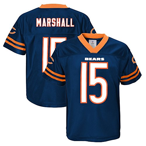 Outerstuff Brandon Marshall NFL Chicago Bears Replica Home Jersey Infant Toddler (4T)