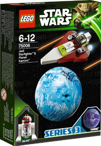 レゴ (LEGO) スター・ウォーズ ジェダイ・スターファイター™とカミーノ™ 75006