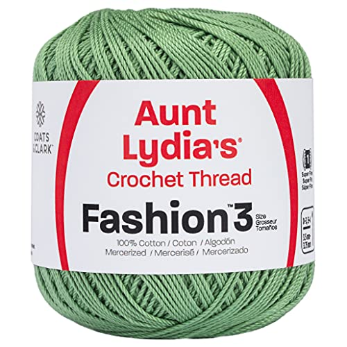 Hilo Ganchillo Algodon  marca Coats Crochet