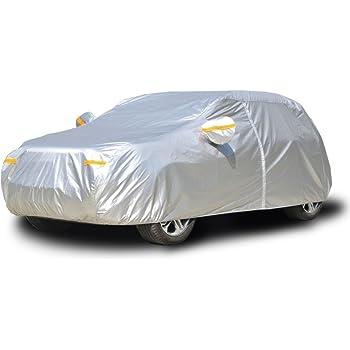 491 A 525 cm Con Zerniera Tasca A Specchio Per Auto Protezione Pioggia Solare Esterna Adatta Berlina Kayme Telo Copriauto Impermeabile Per Tutte Le Tempo 3XXL