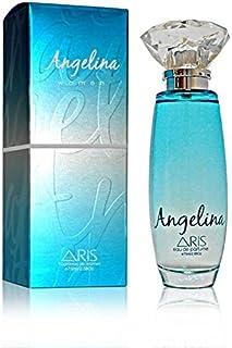 Angelina by Aris - perfumes for women - Eau de Parfum, 75ml