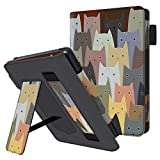 HUASIRU Portátil Caso Funda para el Nuevo Kindle (10ª generación - Modelo 2019 - no es aplicable a Kindle Paperwhite o Kindle Oasis) Case Cover, Gatos