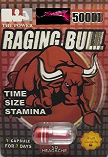 Raging Bull 50K Extreme and Gorilla 18000 (Super Combo) 20pills 2.49 Per Pill Wholesale - Natural Energy Booster and Game Changer! Plus LOVE POTION Pen