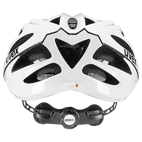 Fahrradhelm UVEX Helm Boss Race, White, 52-56 cm - 3