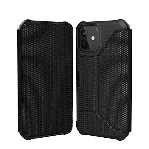 URBAN ARMOR GEAR iPhone 12 Pro Max(6.7) 2020対応耐衝撃ケース METROPOLIS ケブラー ブラック 【日本正規代理店品】 UAG-IPH20LF-KB
