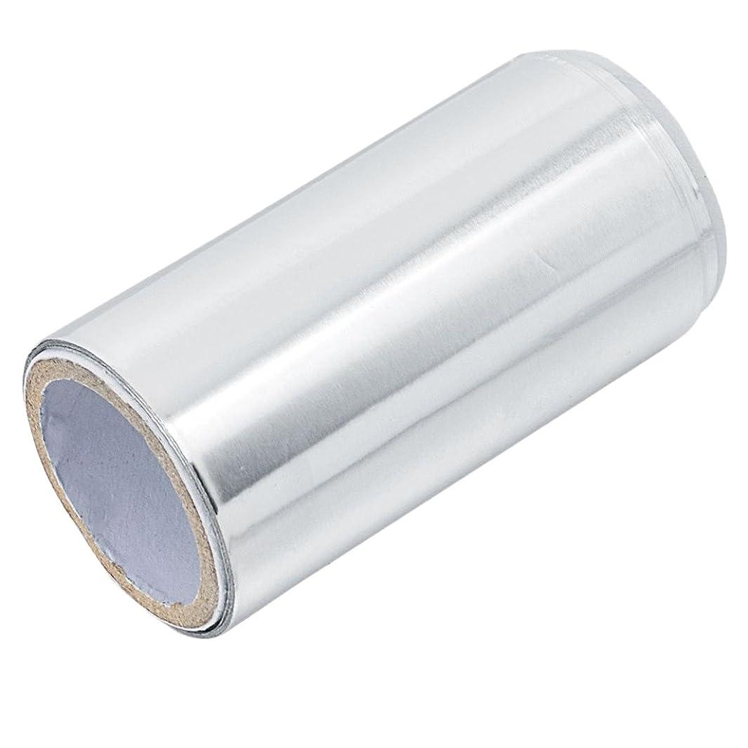 ポルティコラウズコットンHomyl アルミニウム ヘア/ネイル用  マニキュア錫箔紙  ヘアパーマ ネイルアート 爪化粧用具 ジェル除却 5m