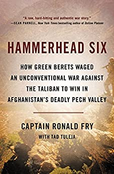 Hammerhead Six: How Green Berets Waged an Unconventional War Against the Taliban to Win in Afghanistan's Deadly Pech Valley by [Ronald Fry]