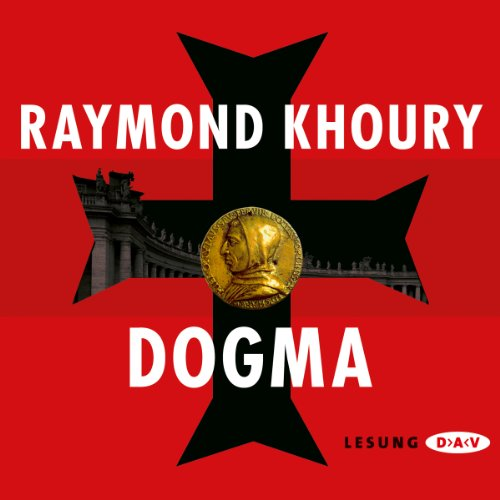 Dogma audiobook cover art