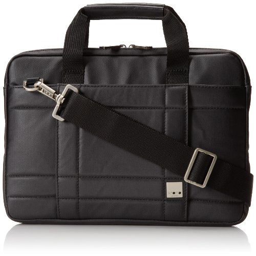Knomo Lincoln 53-202 Briefcase,Black,One Size