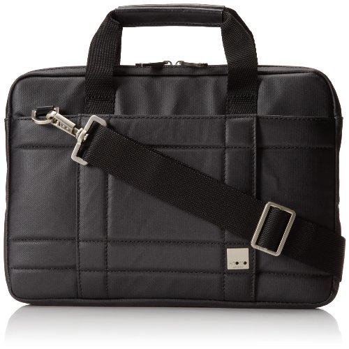Knomo Lincoln 53-202 Briefcase,Black,One Size