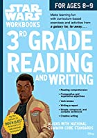 3rd Grade Reading and Writing: For Ages 8-9 (Star Wars Workbooks)