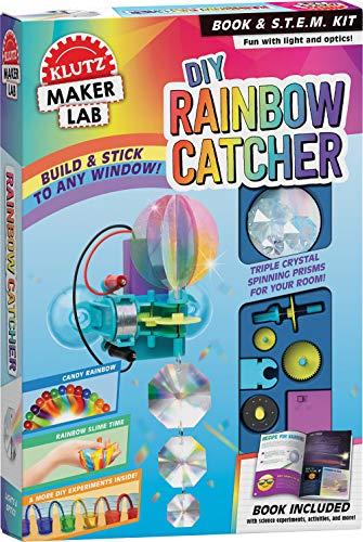 Klutz DIY Rainbow Catcher: Maker Lab STEM Kit
