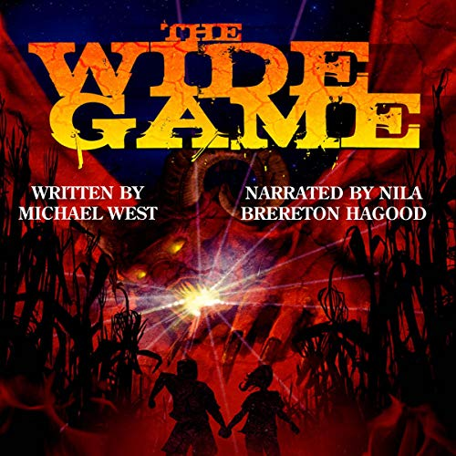 The Wide Game Audiobook By Michael West cover art