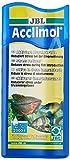 JBL Acclimol 23073 Wasseraufbereiter für Süßwasser Aquarien zur Neueingewöhnung von Fischen, 500 ml