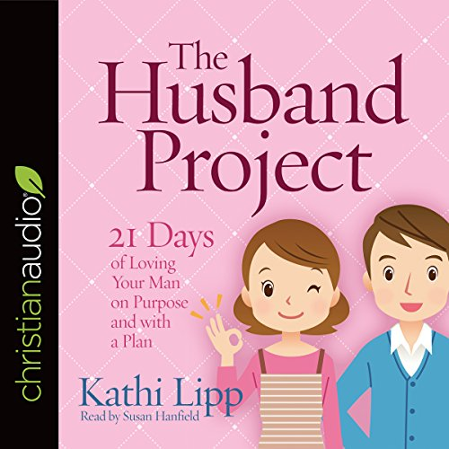 The Husband Project audiobook cover art