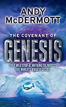 The Covenant of Genesis (Wilde/Chase 4) by [Andy McDermott]