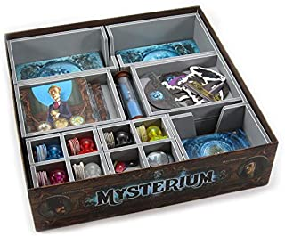 Folded Space Mysterium and Expansions Board Game Box Inserts Organizer