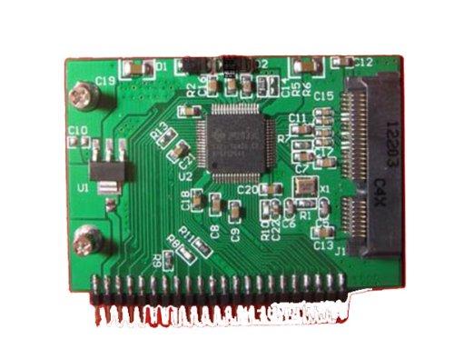 JMT 1 個 ハード ディスク変換カード Msata ミニ Pci-e の sata 2.5