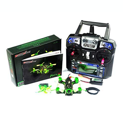 Happymodel Mantis85 85mm FPV Racing Drone Supers_F4 6A BLHELI_S 5.8G 25MW 48CH 600TVL Camera BNF/RTF 2.4G 6CH Remote Flysky (RTF w FS I6 TX)