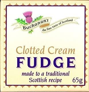 Buchanans Clotted Cream Scottish Fudge
